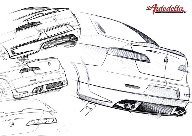 Autodelta 159 J4 2.2 C Development Project: - fotka 15