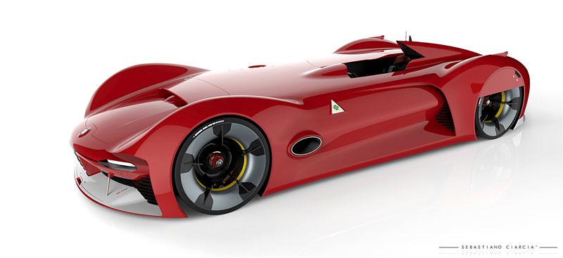 Alfa Romeo Triomfo: Osud kříže a hada mnohým nedává spát: - fotka 5