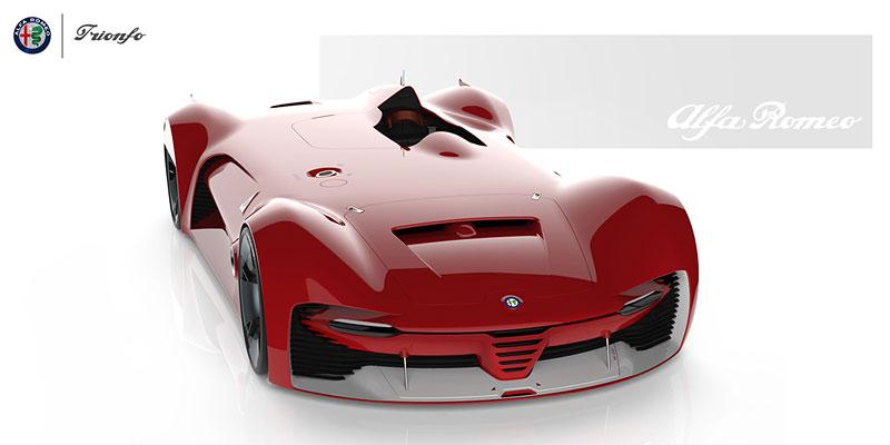 Alfa Romeo Triomfo: Osud kříže a hada mnohým nedává spát: - fotka 7