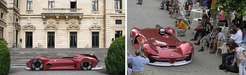 Alfa Romeo Triomfo: Osud kříže a hada mnohým nedává spát: - fotka 10