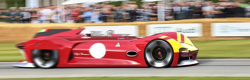 Alfa Romeo Triomfo: Osud kříže a hada mnohým nedává spát: - fotka 11
