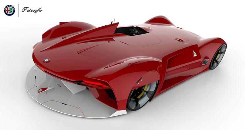 Alfa Romeo Triomfo: Osud kříže a hada mnohým nedává spát: - fotka 14