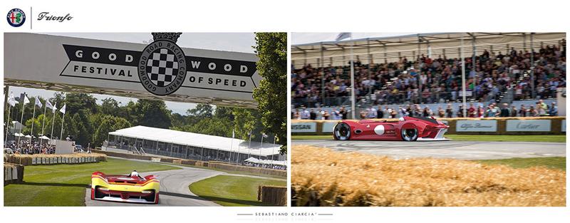 Alfa Romeo Triomfo: Osud kříže a hada mnohým nedává spát: - fotka 15