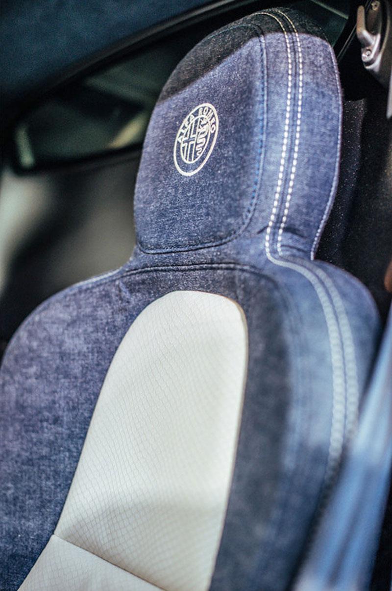 Alfa Romeo 4C Hokusai: Výstavní kus od Garage Italia Customs: - fotka 3