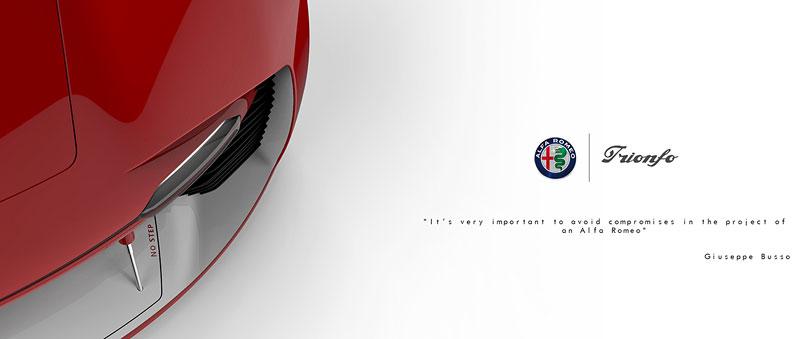Alfa Romeo Triomfo: Osud kříže a hada mnohým nedává spát: - fotka 18