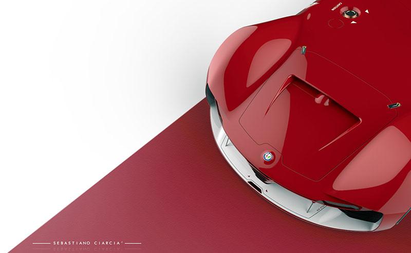 Alfa Romeo Triomfo: Osud kříže a hada mnohým nedává spát: - fotka 20