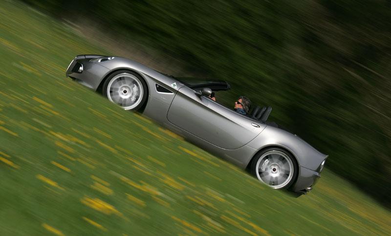 Alfa Romeo 8C Spider: 600 koní od Novitec: - fotka 10