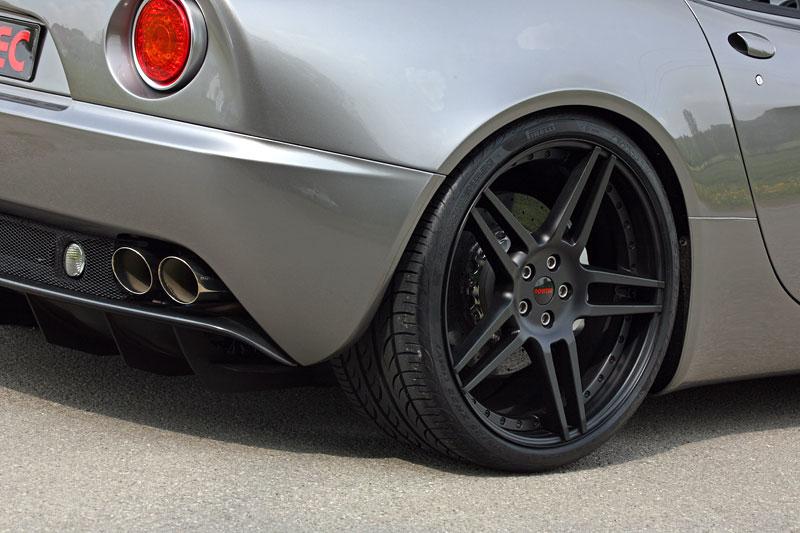 Alfa Romeo 8C Spider: 600 koní od Novitec: - fotka 25