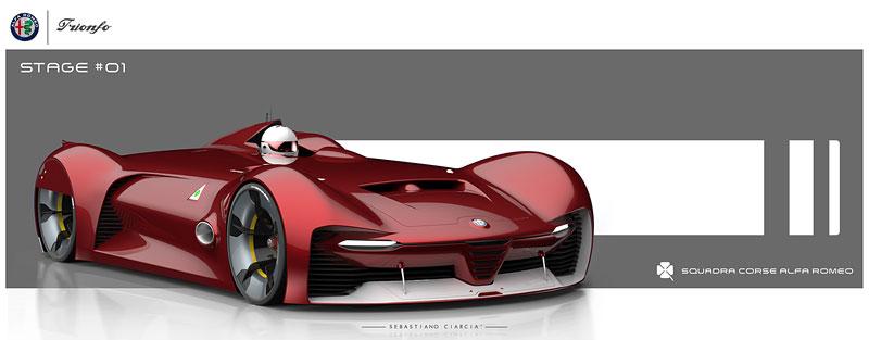 Alfa Romeo Triomfo: Osud kříže a hada mnohým nedává spát: - fotka 26