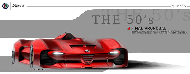 Alfa Romeo Triomfo: Osud kříže a hada mnohým nedává spát: - fotka 28