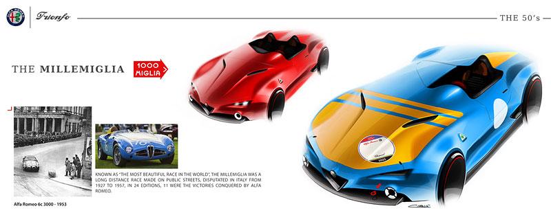 Alfa Romeo Triomfo: Osud kříže a hada mnohým nedává spát: - fotka 29