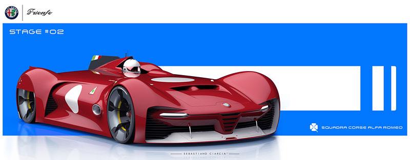 Alfa Romeo Triomfo: Osud kříže a hada mnohým nedává spát: - fotka 21