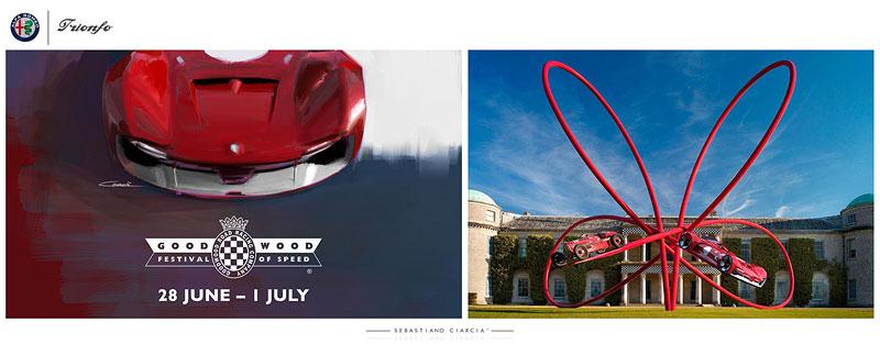 Alfa Romeo Triomfo: Osud kříže a hada mnohým nedává spát: - fotka 31