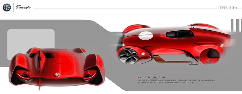 Alfa Romeo Triomfo: Osud kříže a hada mnohým nedává spát: - fotka 33