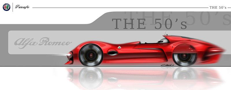 Alfa Romeo Triomfo: Osud kříže a hada mnohým nedává spát: - fotka 34