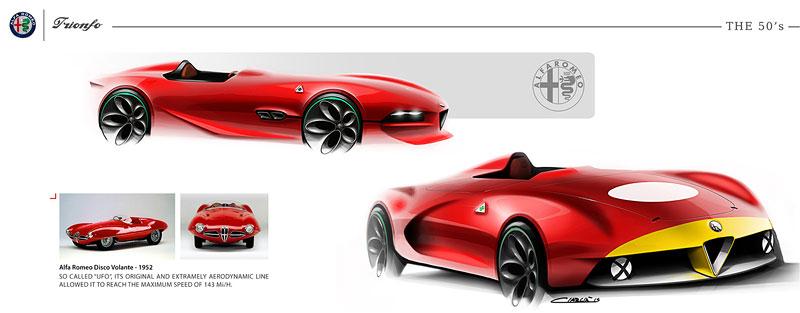 Alfa Romeo Triomfo: Osud kříže a hada mnohým nedává spát: - fotka 35