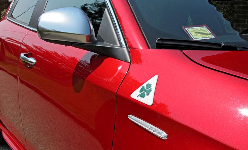 Za volantem: Alfa Romeo Giulietta Quadrifoglio Verde: - fotka 36