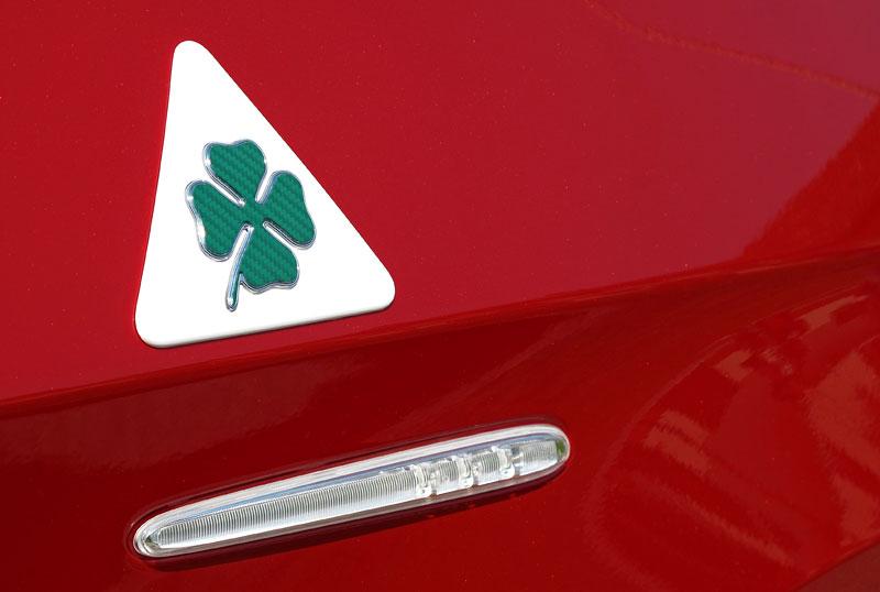 Za volantem: Alfa Romeo Giulietta Quadrifoglio Verde: - fotka 39