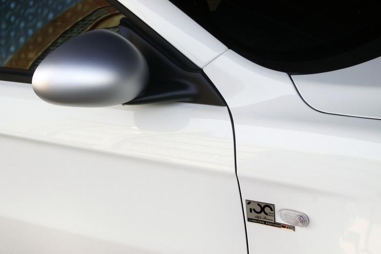 Alfa Romeo GT Limited Edition: Oslava 100 let značky: - fotka 13