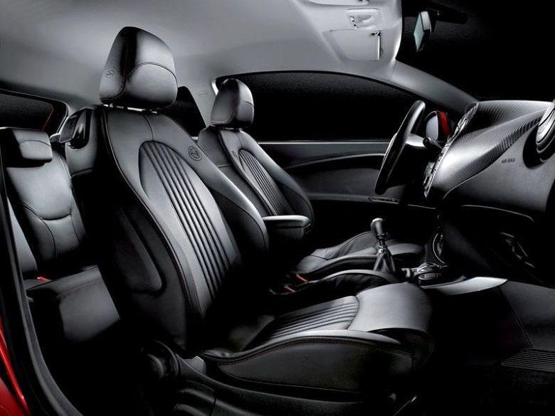 Alfa MiTo GTA se chystá do Ženevy: - fotka 6
