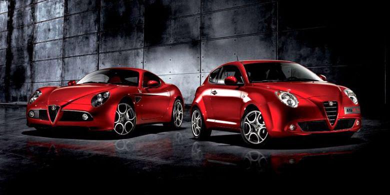 Pod lupou: Alfa Romeo 8C – včera a dnes: - fotka 33