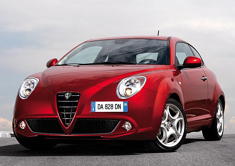 Alfa MiTo GTA se chystá do Ženevy: - fotka 14