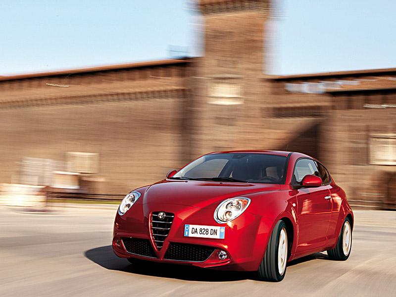 Alfa MiTo GTA se chystá do Ženevy: - fotka 16