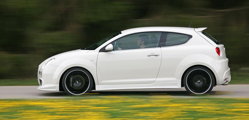 Alfa Romeo MiTo: ostřejší vzhled a vyšší výkon od Novitec: - fotka 8