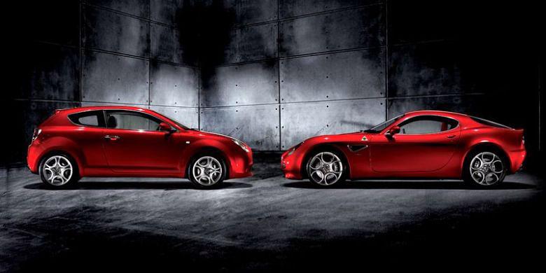 Pod lupou: Alfa Romeo 8C – včera a dnes: - fotka 36