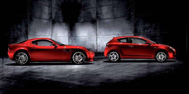 Pod lupou: Alfa Romeo 8C – včera a dnes: - fotka 37