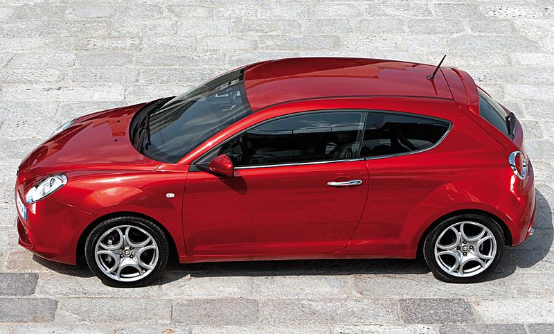 Alfa MiTo GTA se chystá do Ženevy: - fotka 24