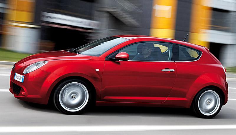 Alfa MiTo GTA se chystá do Ženevy: - fotka 25