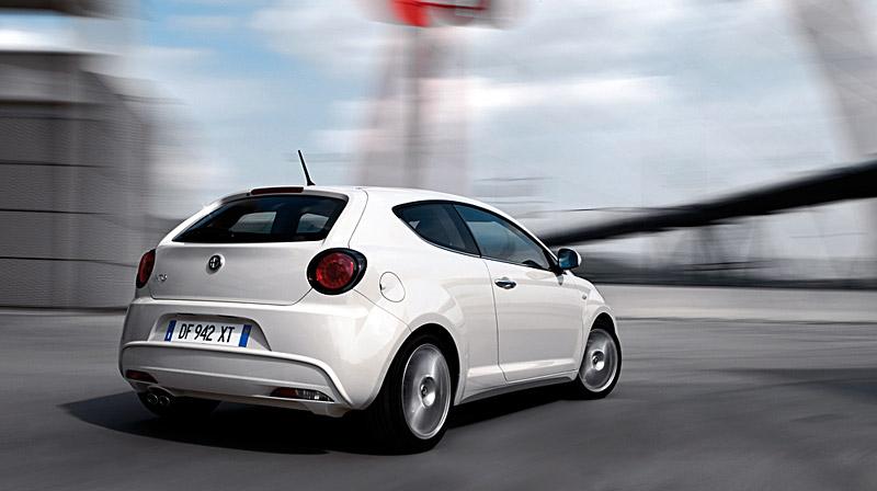 Alfa MiTo GTA se chystá do Ženevy: - fotka 32