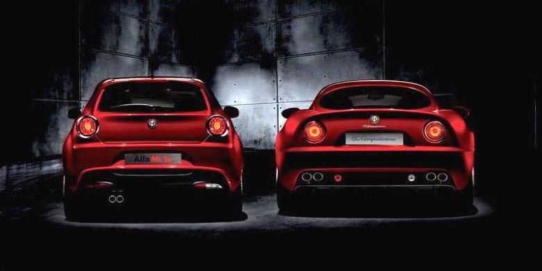 Pod lupou: Alfa Romeo 8C – včera a dnes: - fotka 39