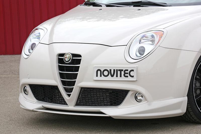 Alfa Romeo MiTo: ostřejší vzhled a vyšší výkon od Novitec: - fotka 14