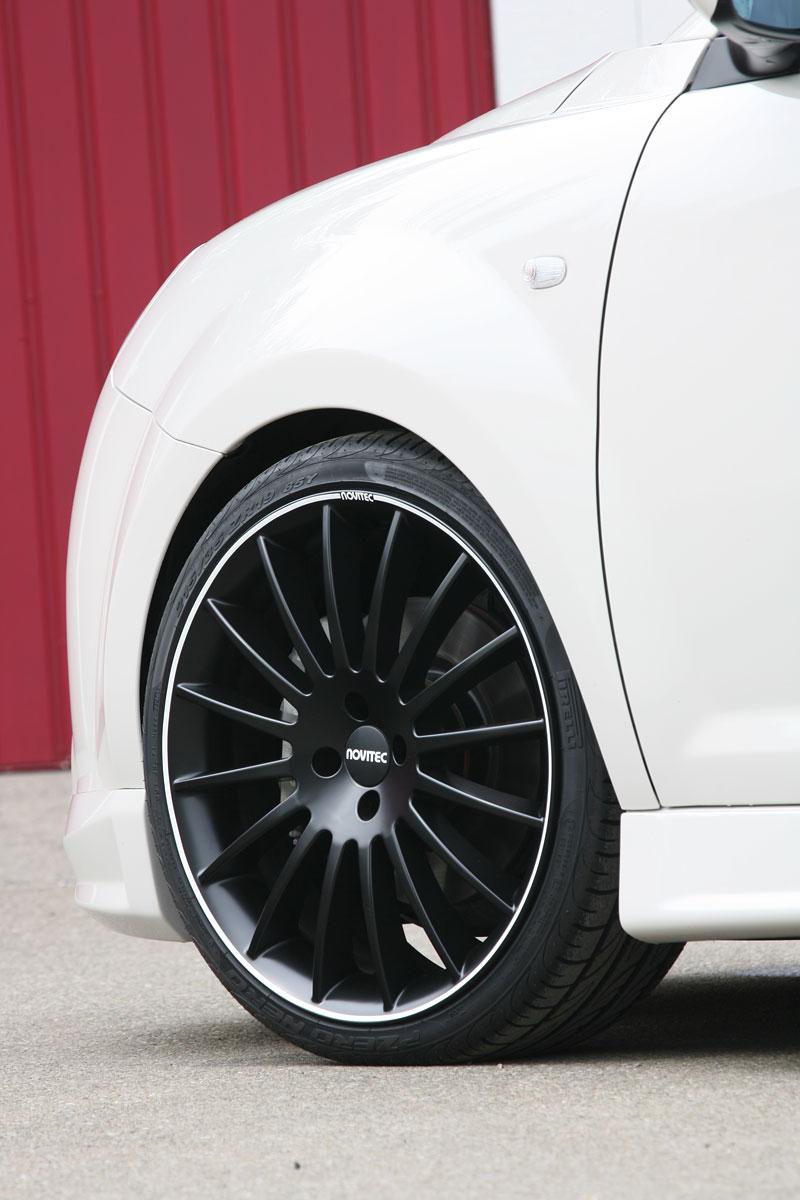Alfa Romeo MiTo: ostřejší vzhled a vyšší výkon od Novitec: - fotka 19