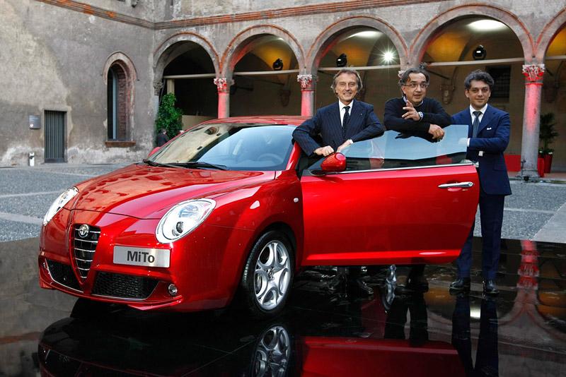 Alfa MiTo GTA se chystá do Ženevy: - fotka 42