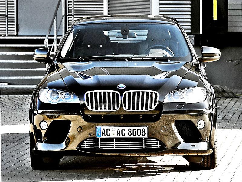 AC Schnitzer BMW X Falcon: poněkud netradiční sokol: - fotka 2