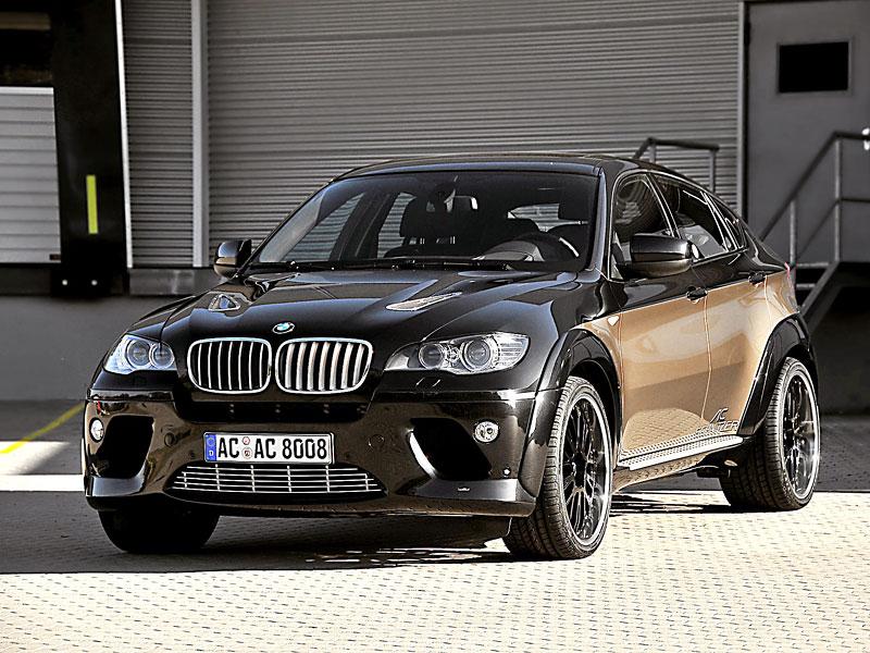 AC Schnitzer BMW X Falcon: poněkud netradiční sokol: - fotka 3