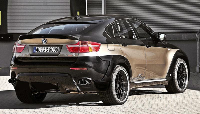 AC Schnitzer BMW X Falcon: poněkud netradiční sokol: - fotka 4