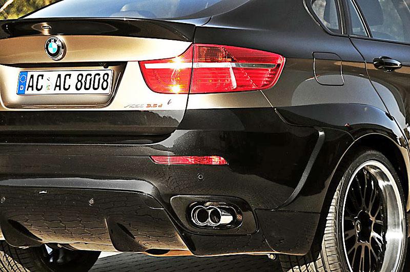AC Schnitzer BMW X Falcon: poněkud netradiční sokol: - fotka 7