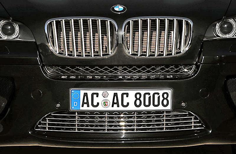 AC Schnitzer BMW X Falcon: poněkud netradiční sokol: - fotka 8