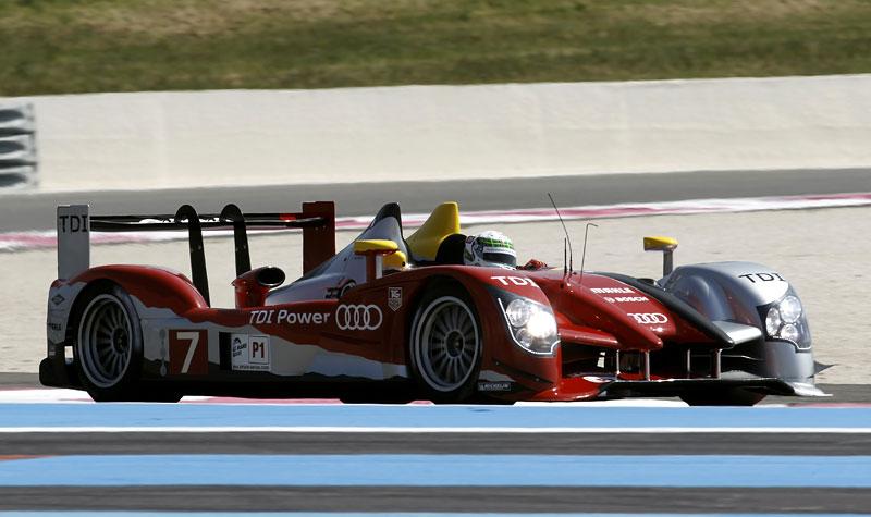 Audi R15 TDI: první start prototypu skončil vítězstvím!: - fotka 1