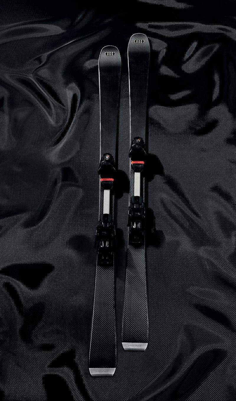 Karbonové lyže od Audi aneb sezona ještě nekončí!: - fotka 3