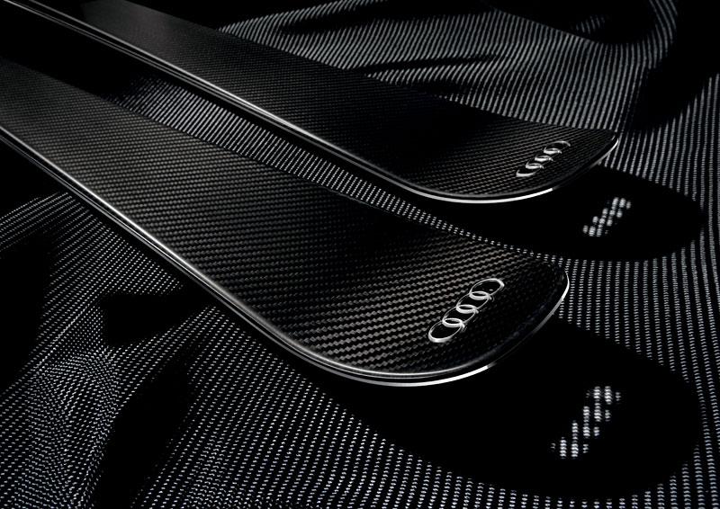 Karbonové lyže od Audi aneb sezona ještě nekončí!: - fotka 5