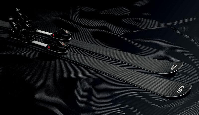 Karbonové lyže od Audi aneb sezona ještě nekončí!: - fotka 6