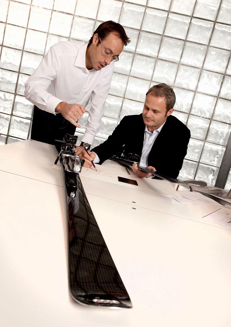 Karbonové lyže od Audi aneb sezona ještě nekončí!: - fotka 9