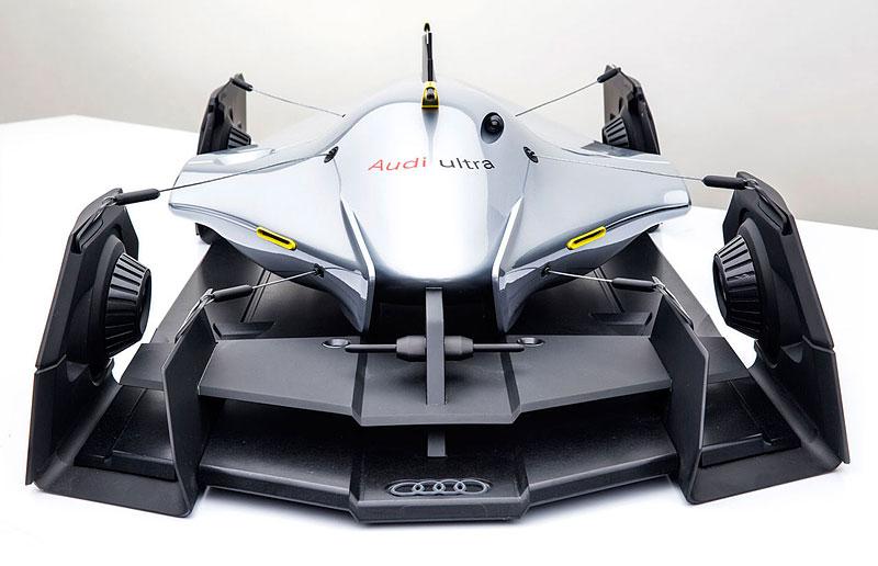 Audi Airomorph: závoďák pro Le Mans budoucnosti: - fotka 1