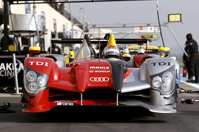 Audi R15 TDI: první start prototypu skončil vítězstvím!: - fotka 10