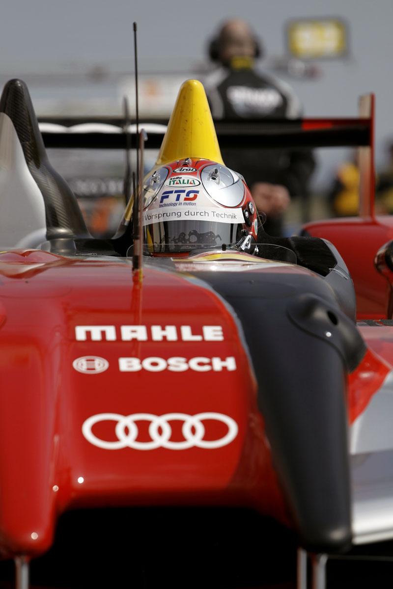 Audi R15 TDI: první start prototypu skončil vítězstvím!: - fotka 11